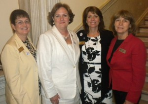 Conway Agents Participate in 'Realtor Day on the Hill'