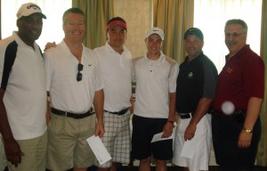 Conway Golf Tournament Winners