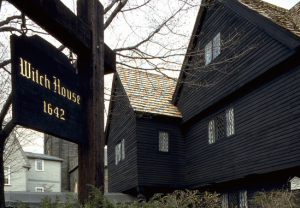 Experience the thrills and chills in Salem Massachusetts this year near real estate for sale.