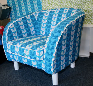 HOMEOWNERS DIY RE UPHOLSTER A CHAIR Jack Conway Blog