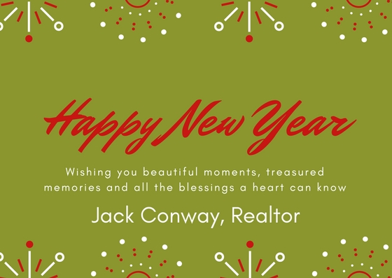 jack conway realtor wishes all our clients and community members a happy and healthy 2018 happy new year
